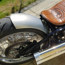 Motorradfender