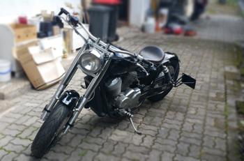 Honda Custom Bikes