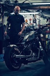 Kawasaki Umbauten