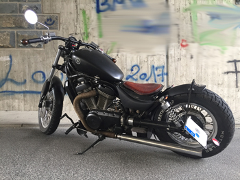 Suzuki Custom Bikes
