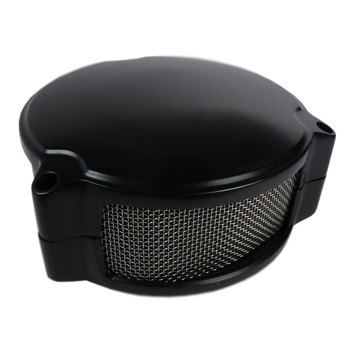 motorrad luftfilter schwarz im dragtron style f r keihin. Black Bedroom Furniture Sets. Home Design Ideas